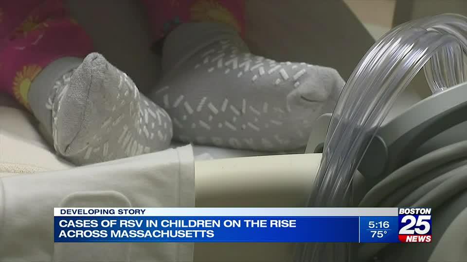 Unseasonal, severe RSV outbreak baffles Mass. doctors