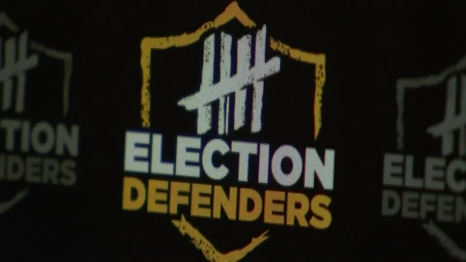 National coalition recruiting volunteers to keep people safe at polling places on Election Day