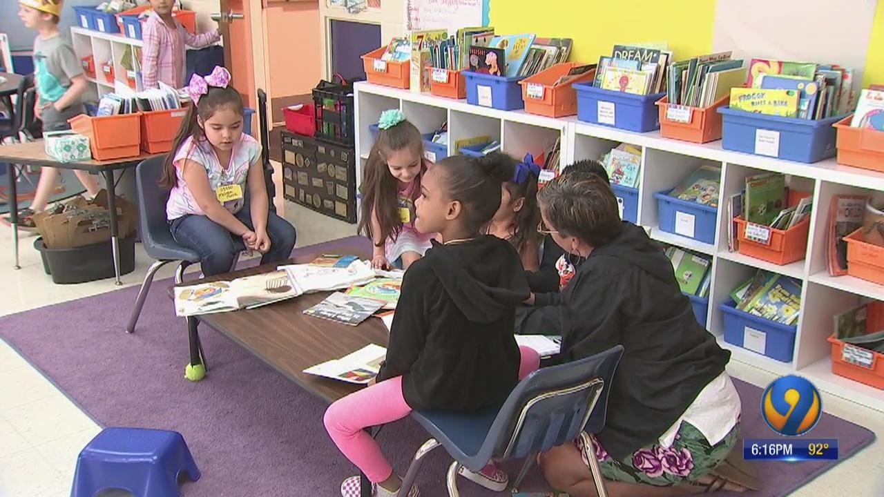 Union County Public Schools Receive Record-high