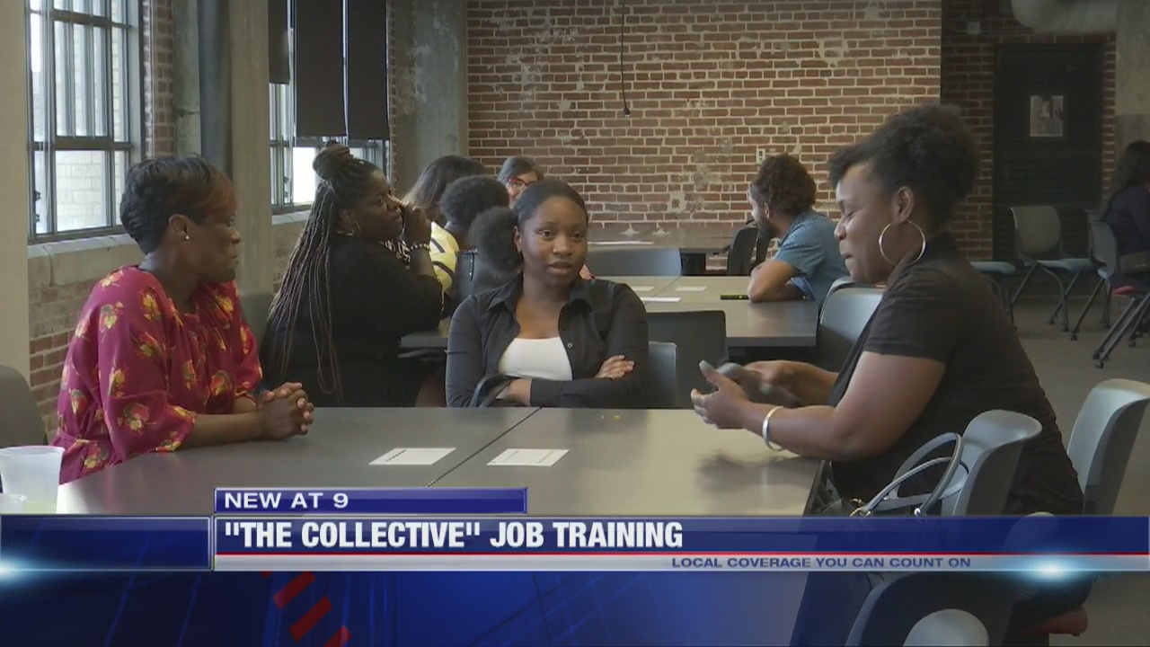 The Collective works with opportunity youth who are underemployed in Memphis