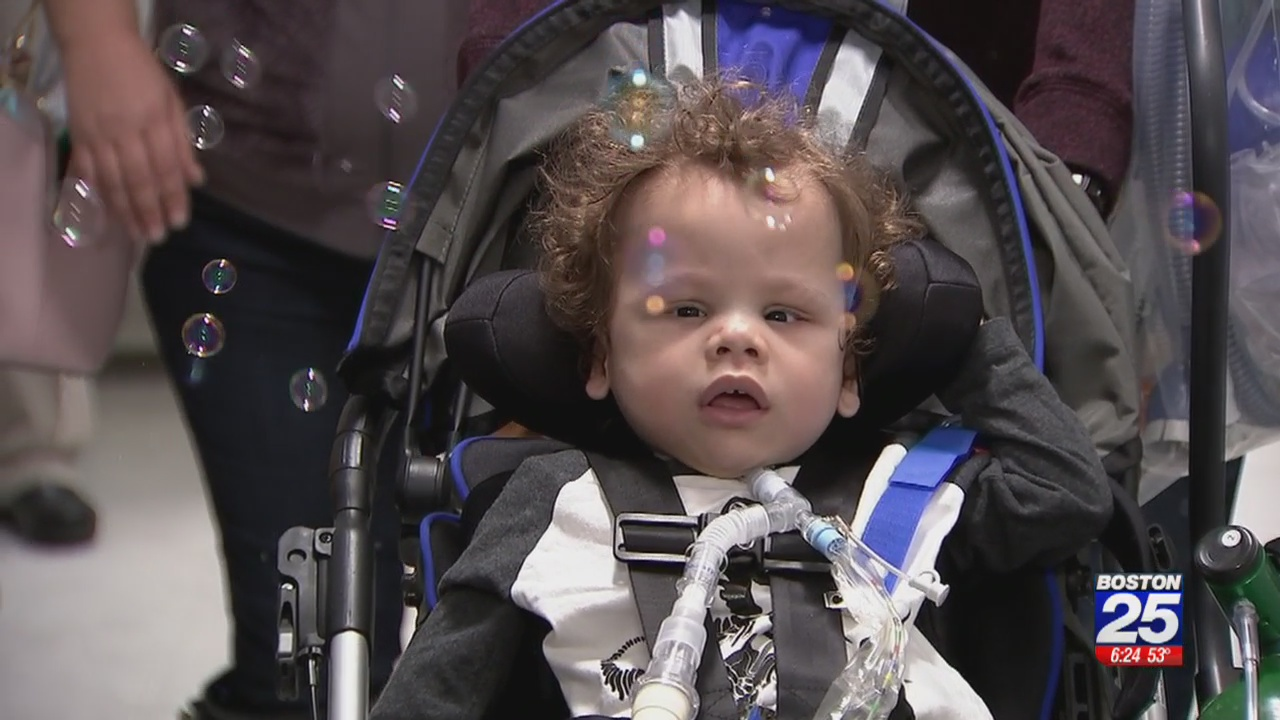 Toddler with 'ultra-rare' disease released from Franciscan ...
