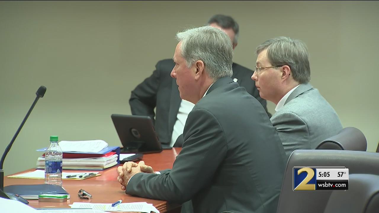 Former DeKalb County police officer sentenced to prison in