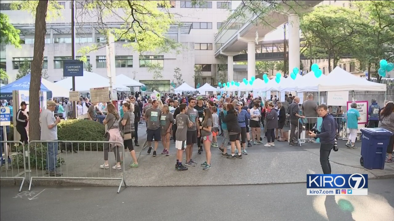 Thousands Took Part In 26th Annual Summerun To Help Find Cure For Ovarian Cancer