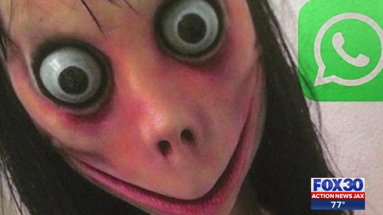 Momo Whatsapp Geist