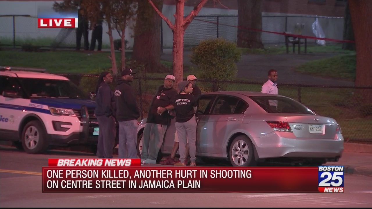 1 killed, 1 injured after being shot in Jamaica Plain