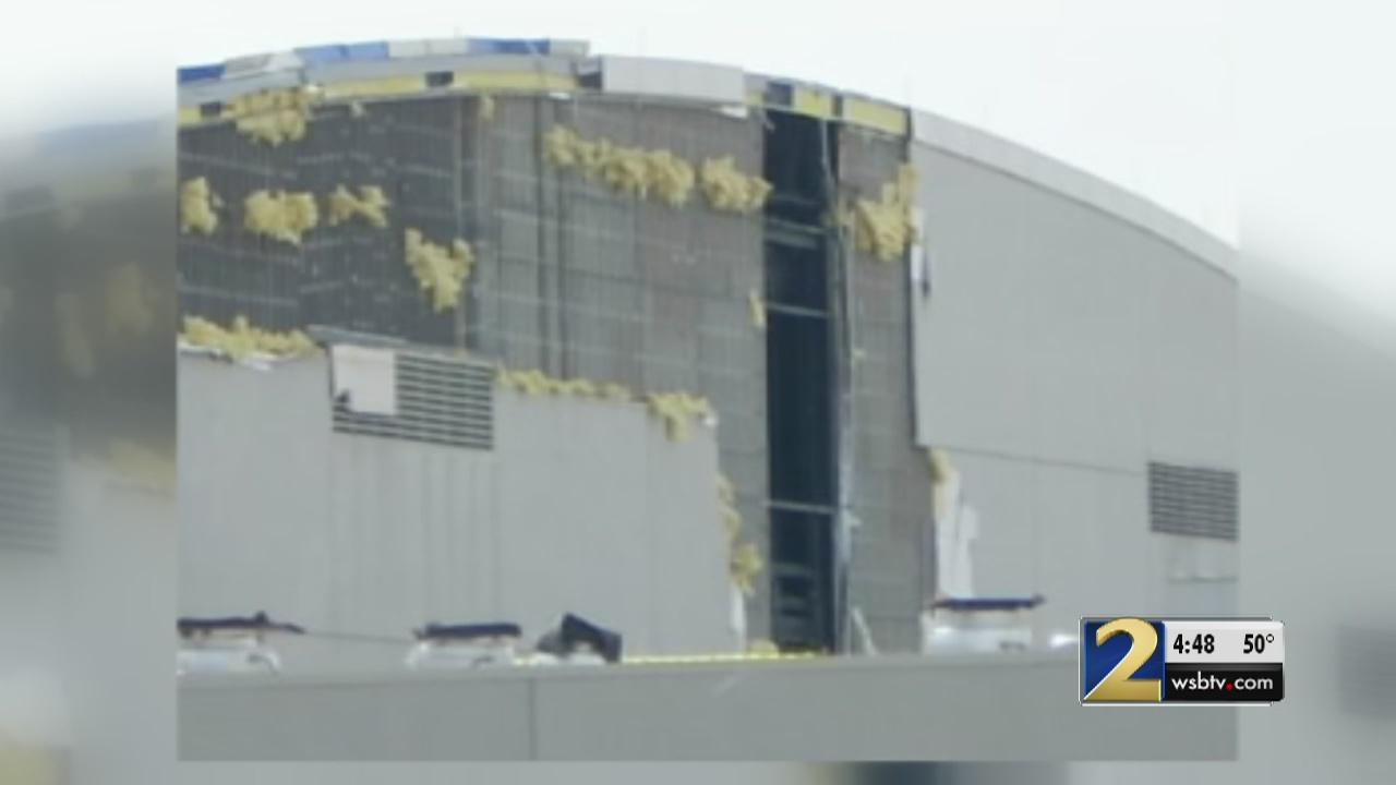 Remember This 11 Years Ago Today A Tornado Tore Through Downtown Atlanta Wsb Tv Channel 2 Atlanta