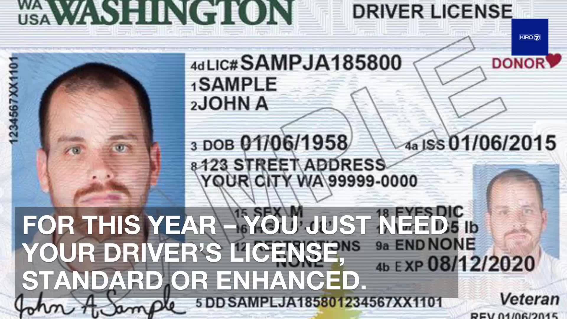 How To Apply For Enhanced Drivers License