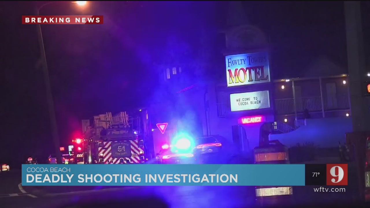 Guest Shot Killed Inside Room At Cocoa Beach Motel Police Say