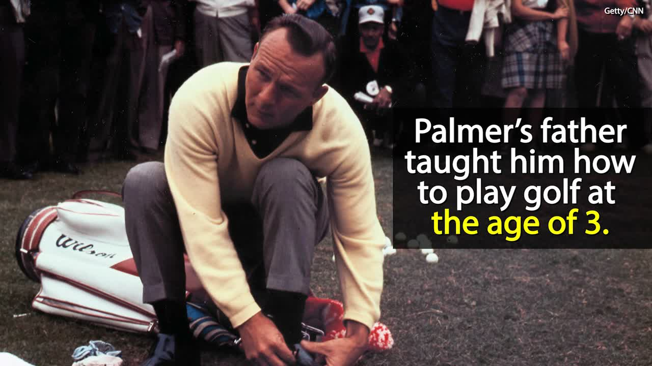 Arnold Palmer, Mister Rogers Were Classmates