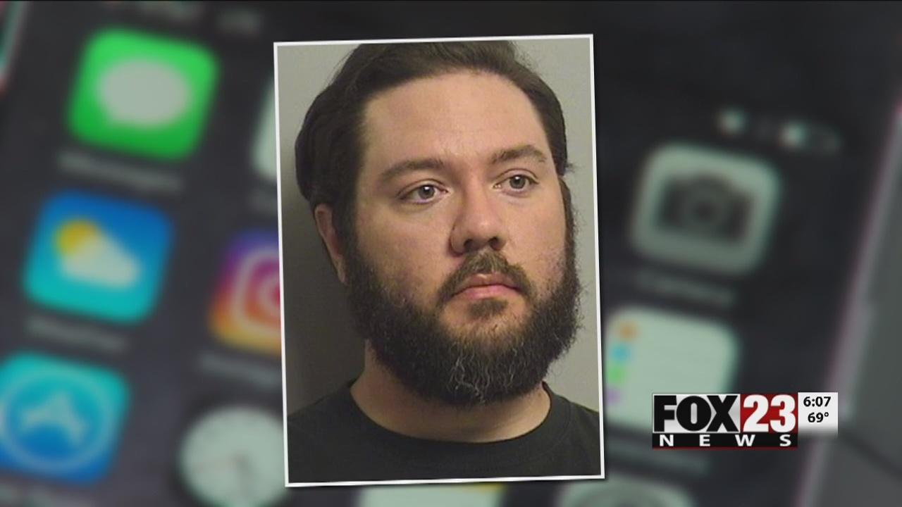 Hillsborough teacher arrested for sending inappropriate
