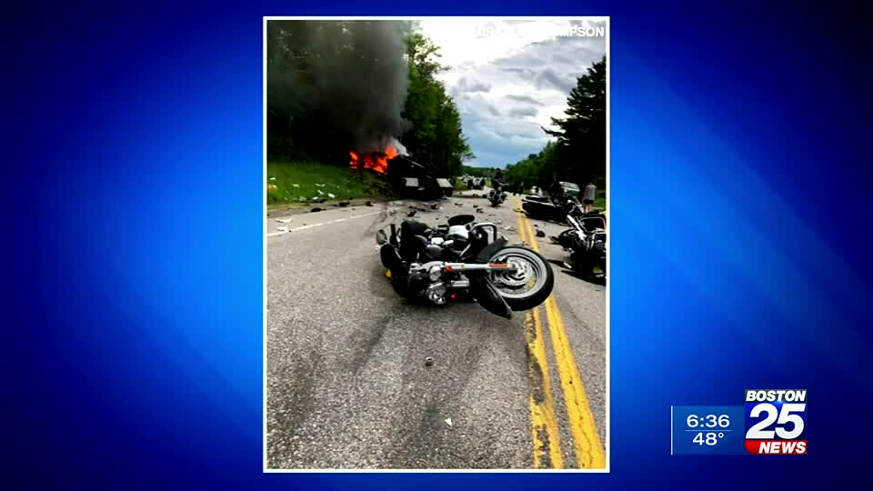 NTSB: Safety processes failed in crash that killed 7 bikers